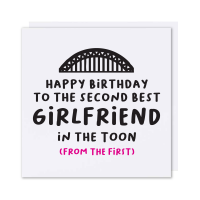 Second Best Girlfriend... From The First