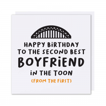 Second Best Boyfriend... From The First