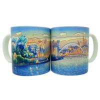 Gateshead Quays Mug John Coatsworth
