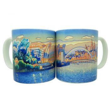 Gateshead Quays Mug John Coatsworth