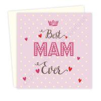 Best Mam Ever (Rose)