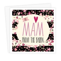 Mam From the Bairn card