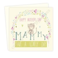 Mam Card Mothers Day Mammy