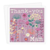 Thank You Mam card