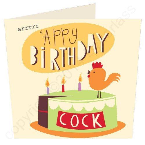 Manchester Birthday Card