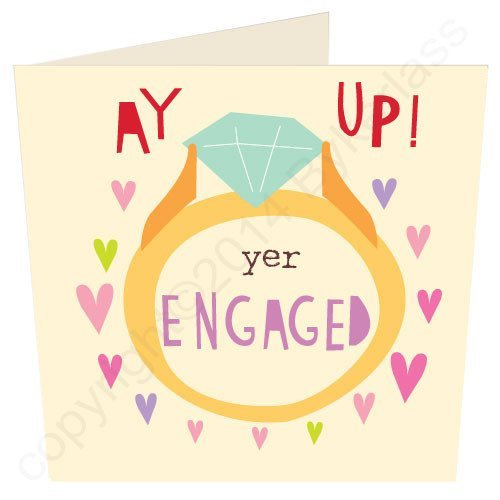 Manchester Engagement Card