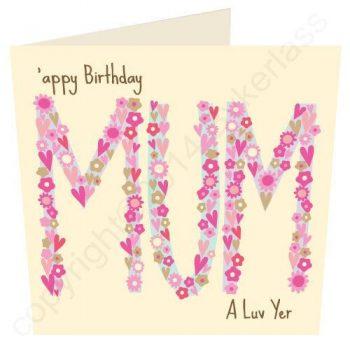 Manchester Mum Card