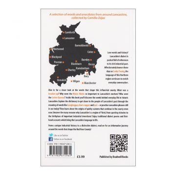 Lancashire Dialect Book - North West Gifts