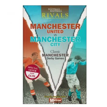 Manchester United vs Manchester City - North West Gifts