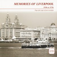 Memories of Liverpool Book - North West Gifts