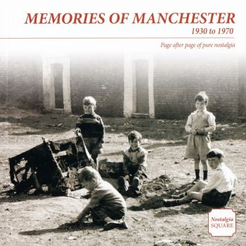 Memories of Manchester Book - North West Gifts