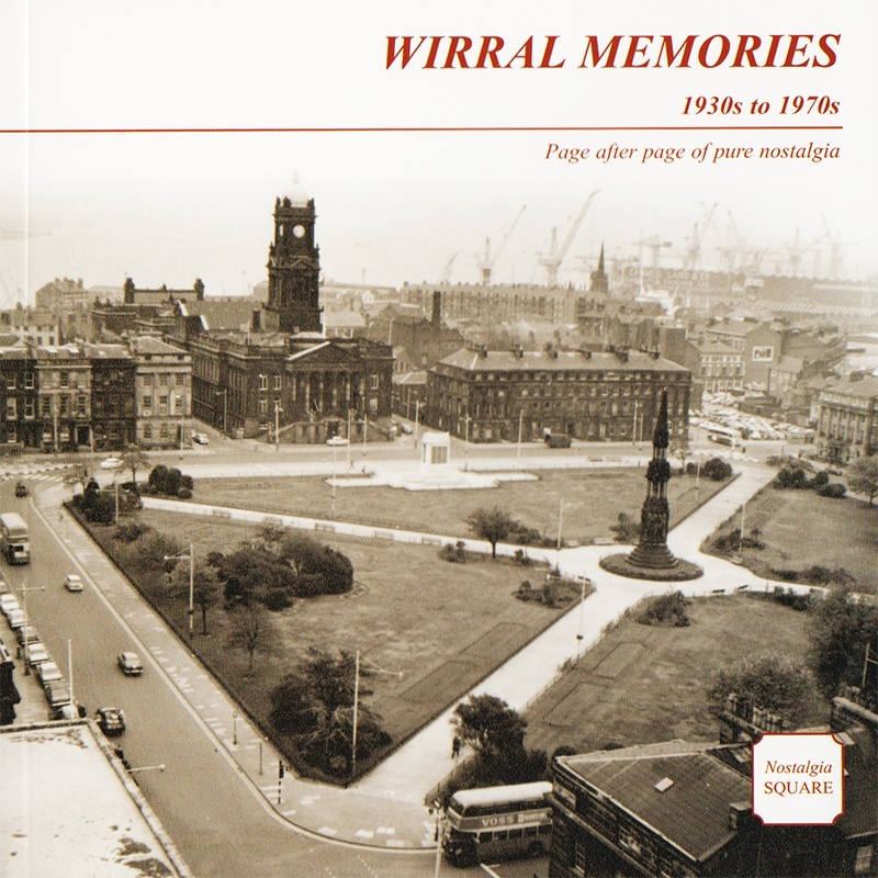 Wirral Memories Book - North West Gifts