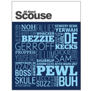 All About Scouse Book