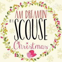 Scouse Christmas Card North West Gifts