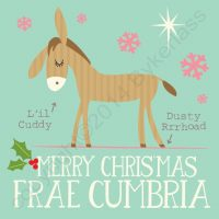 Cumbrian Christmas Card