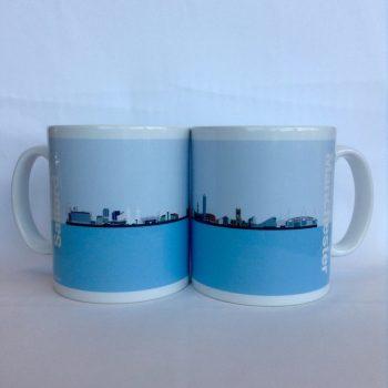 MyWorld Manchester Mug