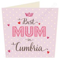 Best Mum in Cumbria