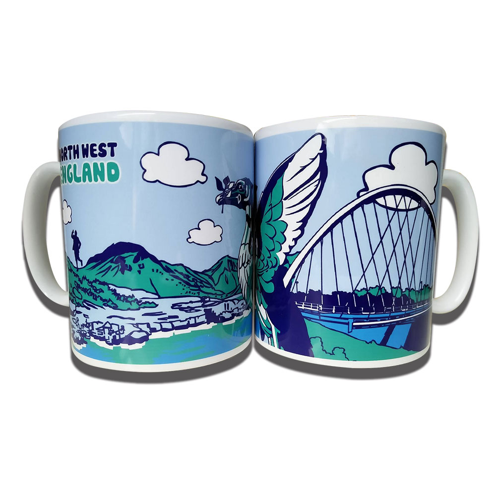 North West Icons Mug