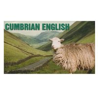 Cumbrian English Glossary Book