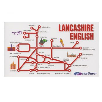 Lancashire English Glossary Book