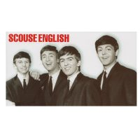Scouse English Glossary Book